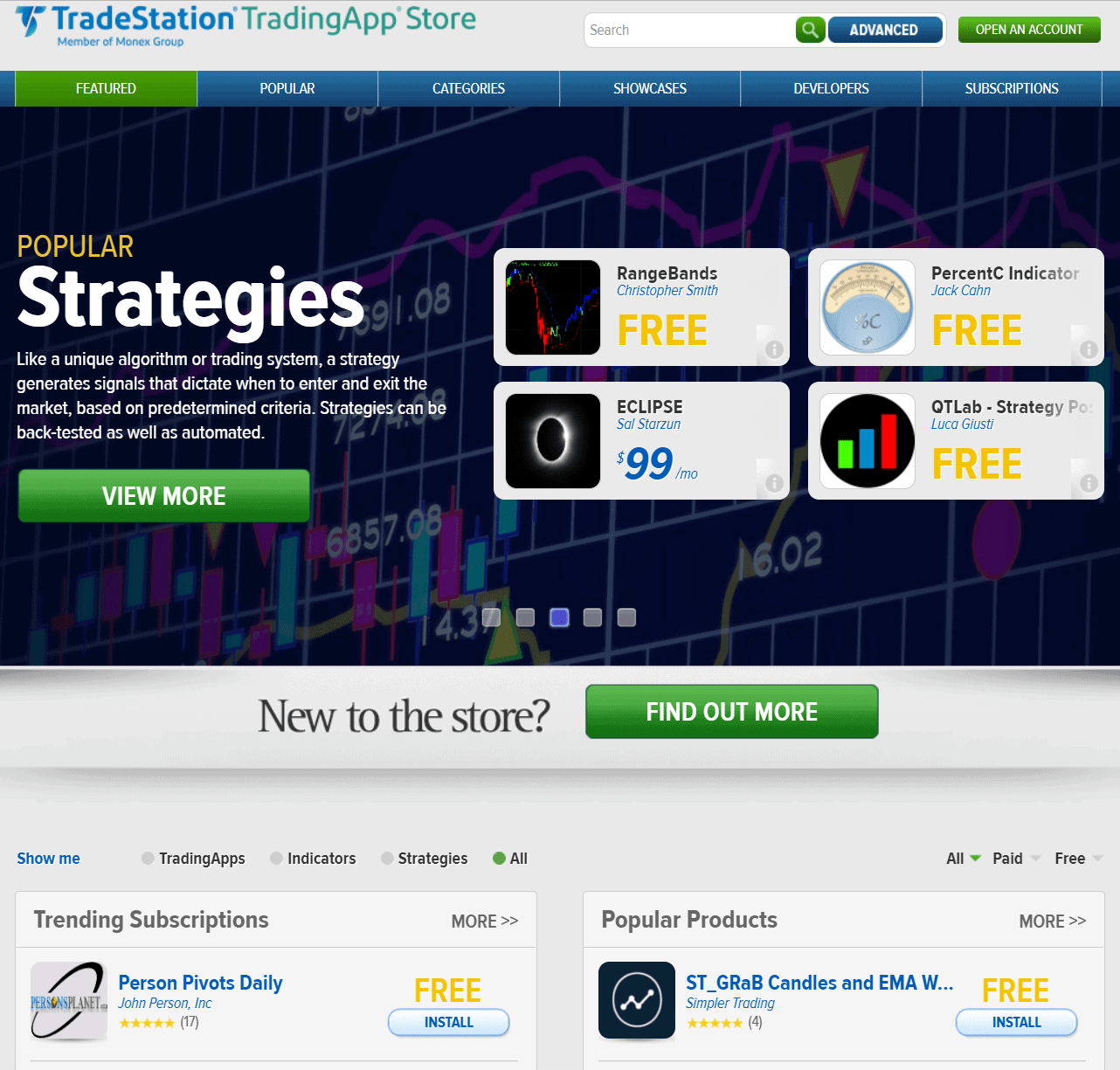 TradeStation Review - How Does It Fare For Frequent Traders?