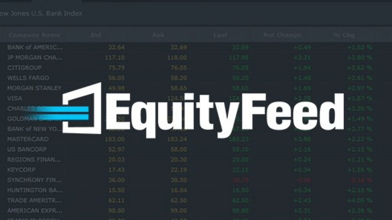 EquityFeed Platform - Is it the Right Scanner for You?