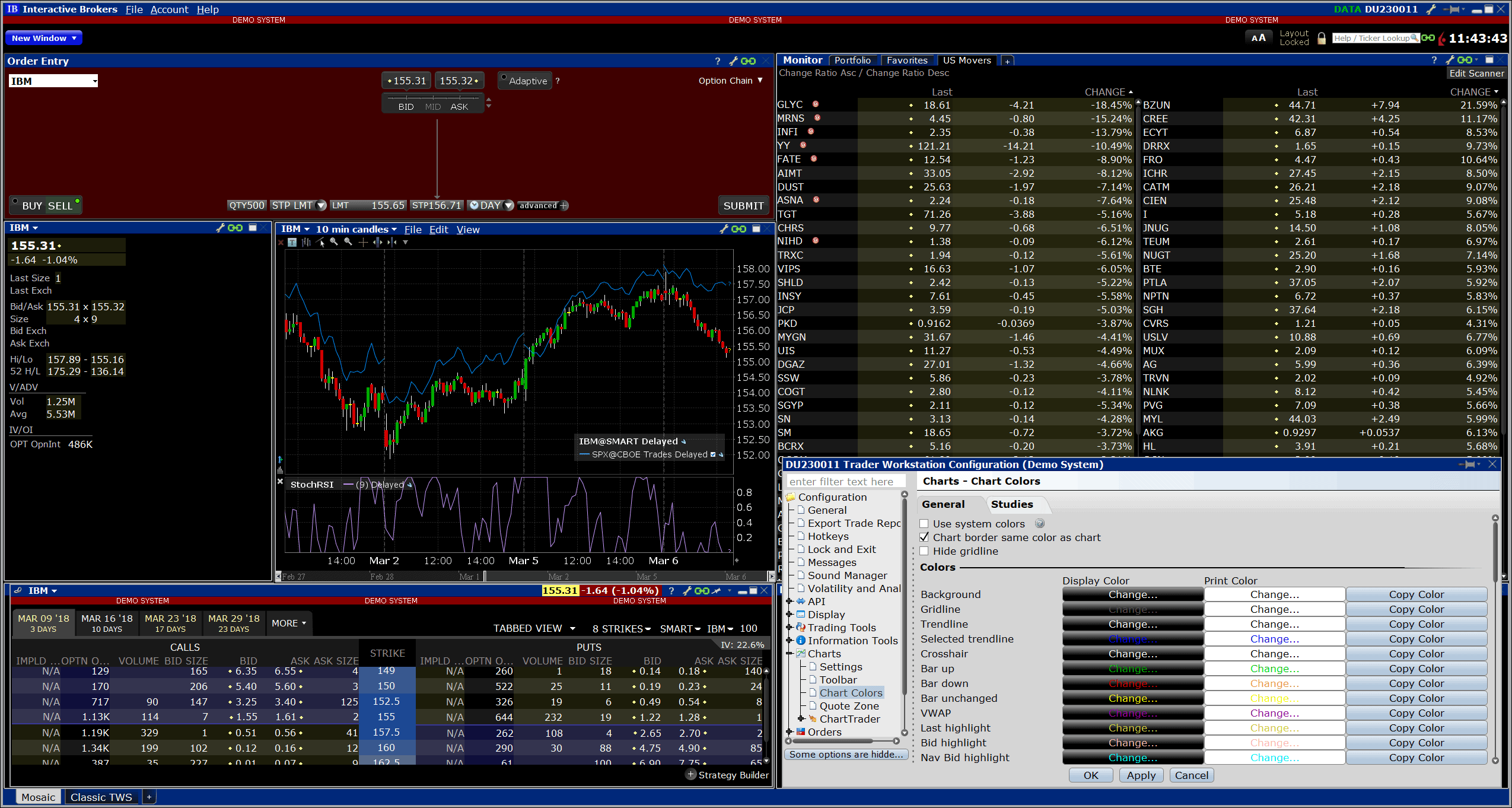 Interactive Brokers Desktop