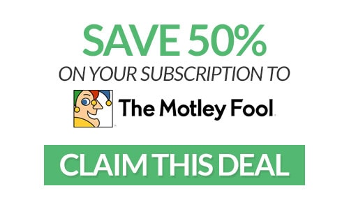 Motley Fool Deal