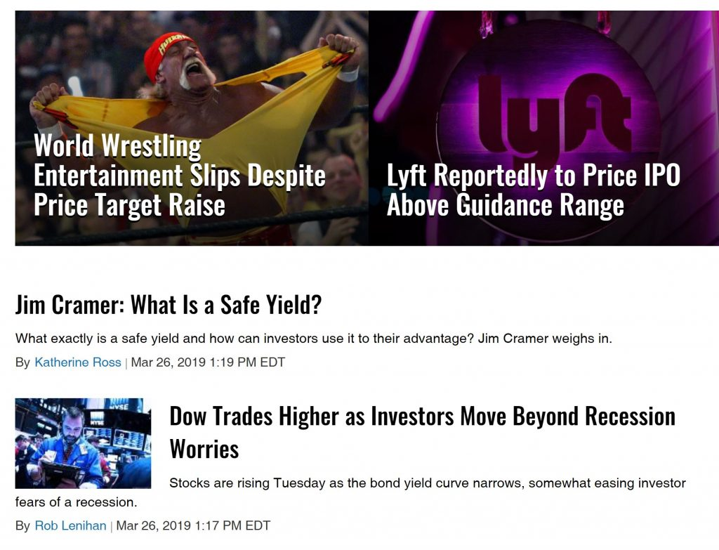 TheStreet Stock News